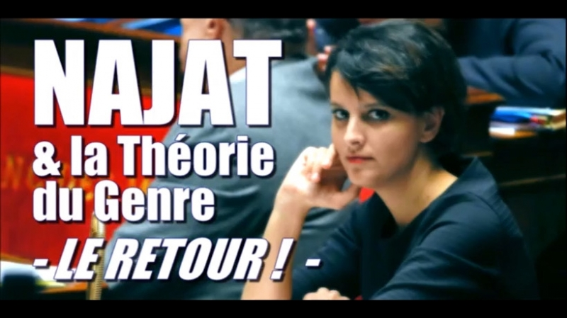 ADBK : Najat la Théorie du Genre - Le Retour ! ( 2016 )