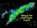 Another 1,000 Mile Rain Storm Created Overnight, How It Can Be Done, Trump: Enjoy The Ride