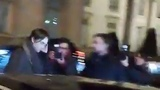 Guys I managed to take a vid of Robert Pattinson. Of course i didnt press the record button when he