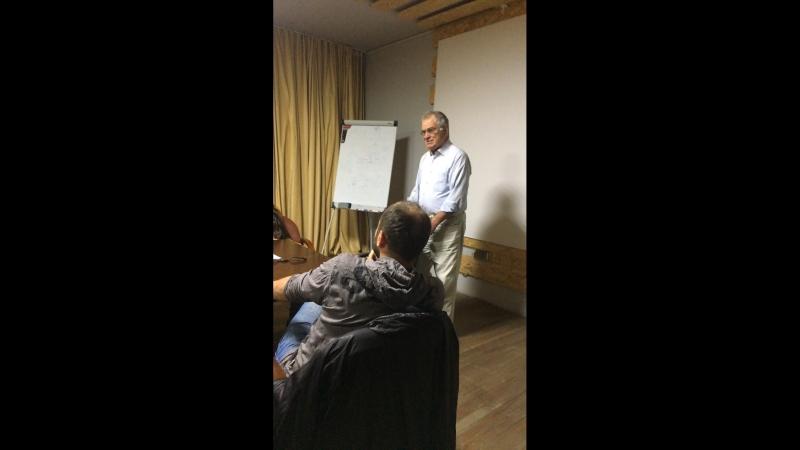 Валерий Павлович Гальетов о теории решения изобретательских задач