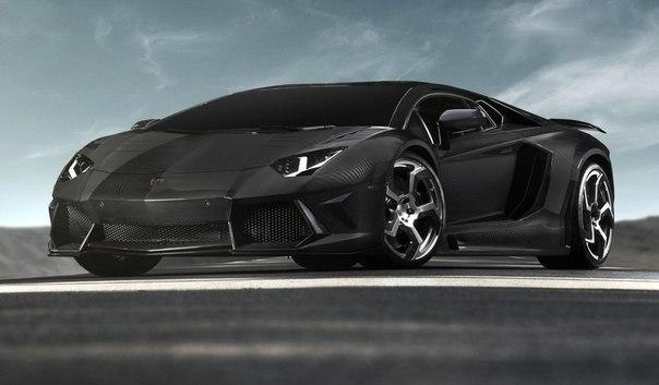 """Mansory Lamborghini Aventador LP700-4 """"Carbonado"""" 6.5L V12 tvin-turbo Мощность: 1250 л.с. Привод: Полный Максимальная скорость: 380 км/ч Разгон до сотни: 2.6 сек Масса: 1550 кг"""