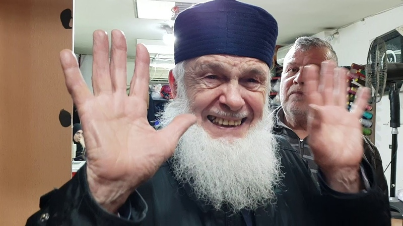Главный знаток черкесского языка в Ливане The main expert on Circassian language in Lebanon