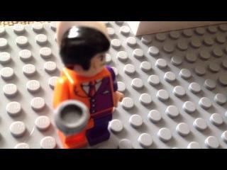 Lego Бэтмен:Робин против банды Двуликого