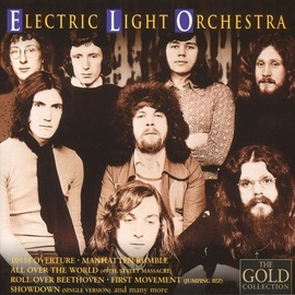 Electric Light Orchestra альбом The Gold Collection
