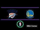 NBA Open Night Thunder VS Warriors