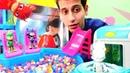 Pijamaskeliler çizgi film oyuncakları Romeo top havuzunu donduruyor