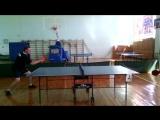 игра за 5-6 место Панфилов Юрий (М.Пурга) - Камкин Дмитрий (Камбарка)