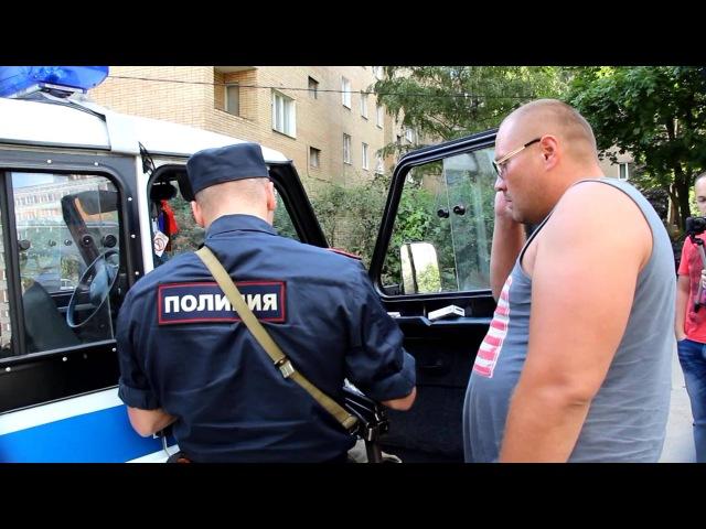 Водитель Барбакадзе сдает всех