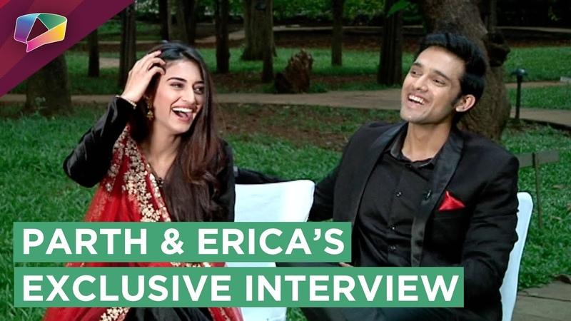 Parth Samathan And Erica Fernandes Aka Anurag And Prerna's Interview Kasauti Zindagi Ki 2