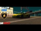 Lamborghini Aventador | Car | Frolov | Installation | Voda