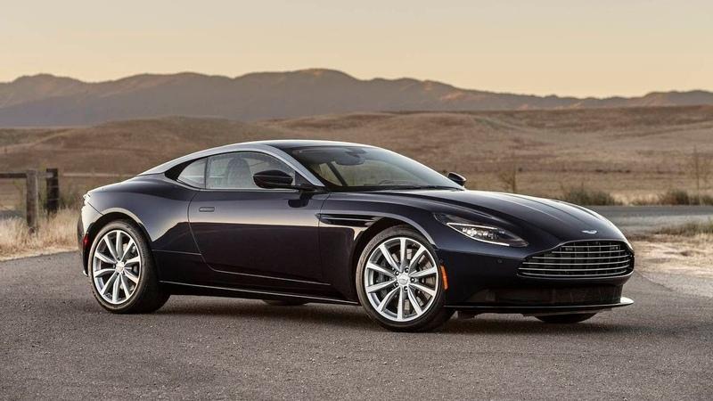Астон Мартин Суперсооружения Мегазаводы Aston Martin National Geographic