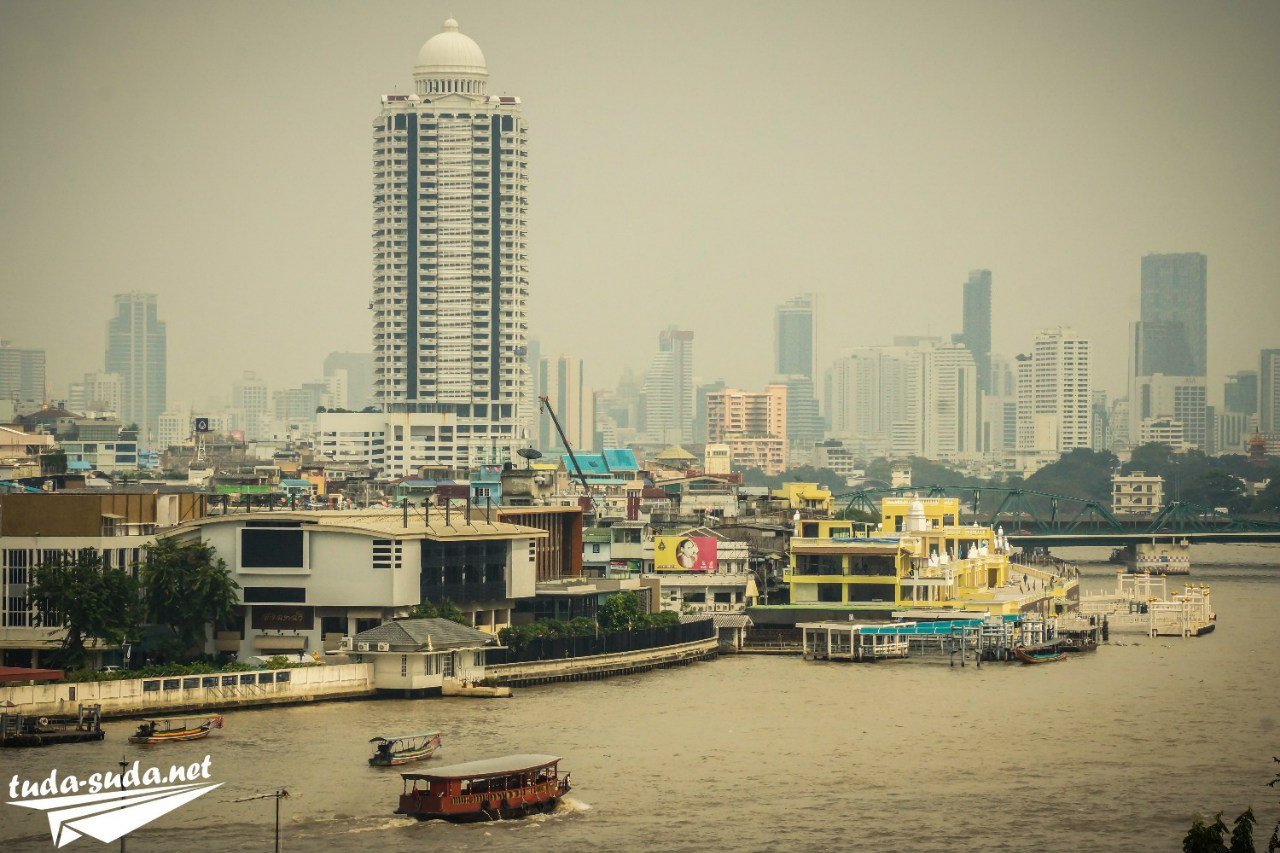 Храм Утренней Зари Бангкок