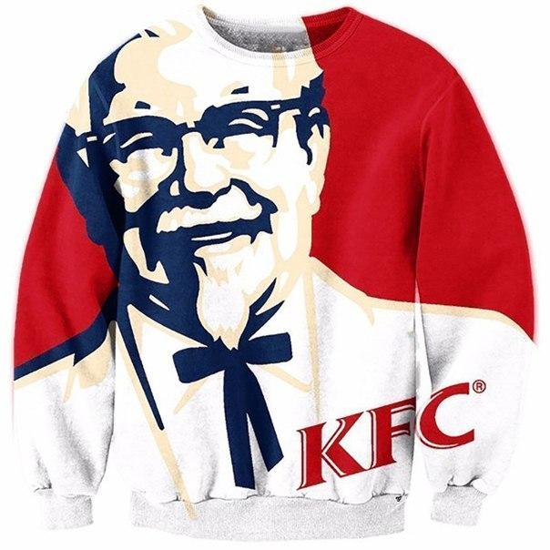 Свитшот KFC -
