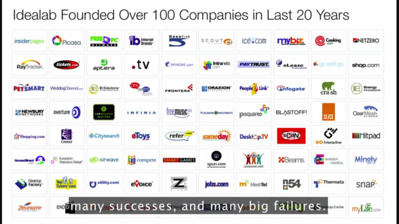 TED Talks - The single biggest reason why startups succeed Bill Gross (Vancouver, 2015)