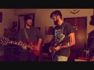 The Eagles - Hotel California guitar solo cover