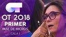 THIS IS ME - GRUPAL | Primer pase de micros Gala 1 | OT 2018