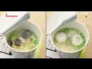 12 Lets Eat 2 Convenience store DIY food! Starting from Risotto to Sundae rice s