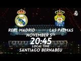 PREVIEW | Real Madrid vs Las Palmas