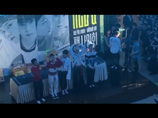 160501 NCT U Fansign in Seoul