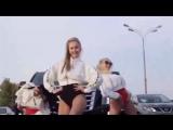 Танцы Оксаны Яковлевой на МКАД