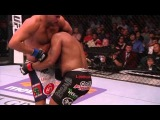 Daniel Cormier takedowns and slam Dan Henderson