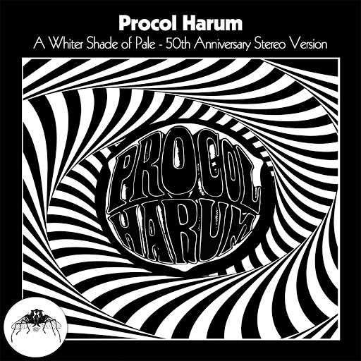 Procol Harum альбом A Whiter Shade of Pale [50th Anniversary Stereo Mix]