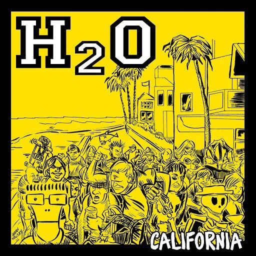 h2o альбом CA