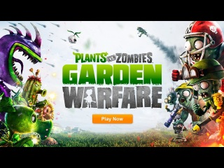 Plants vs zombies garden warfare official e3 reveal trailer