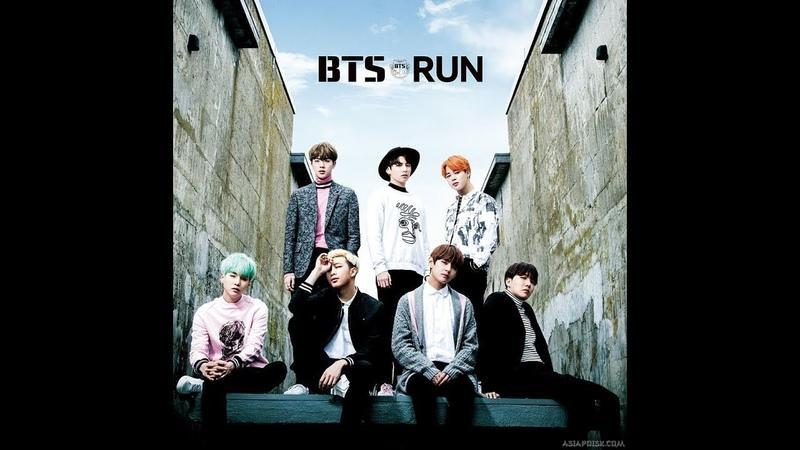 RUN!BTS! Ep 1 [♥Озвучка A.M♥]