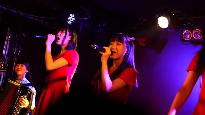SAKA-SAMA 「Mayonaka no Sketch」 LIVE 伴奏:Machiko