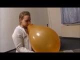 Girl nail pop &amp B2P 14' Inch Balloons