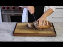 Сделай САМ разделочная доска для хлеба Bread Cutting Board Woodworking Project DIY Project