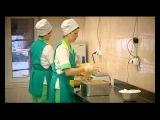 Экскурсия в хлебопекарный и кондитерский цеха