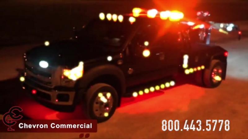 Ford F550 Super Cab w⁄Chevron Renegade Light Duty Wrecker - Chevron Commercial, Inc