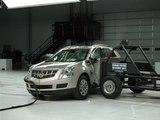 2010 Cadillac SRX side IIHS crash test