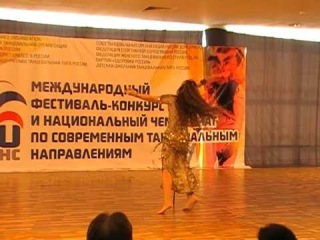 ЧР-2014 г. Милана Лобанова