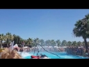 Шоу в бассейне