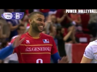 Top 20 best spikes in volleyball history (hd)