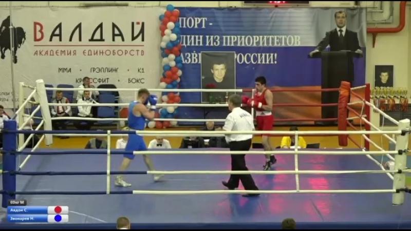 Николай Звонарёв Кимры