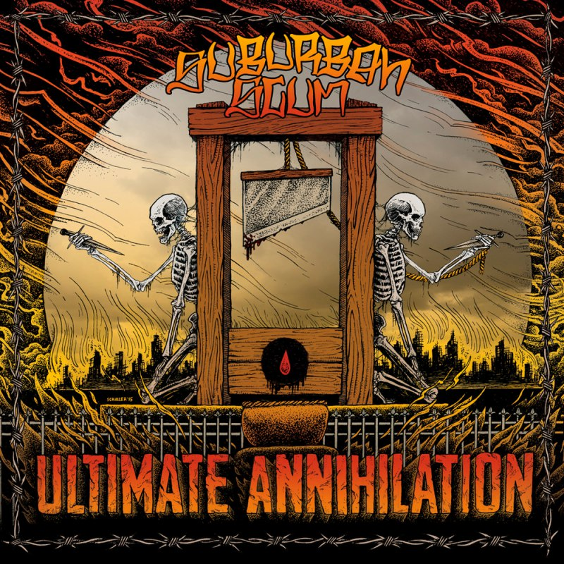 Suburban Scum - Ultimate Annihilation (2015)