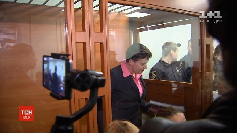 Вже з понеділка Надія Савченко планує стати до роботи у ВР