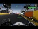 F1 2017 8 сезон 14 этап Сингапур. Свободная практика 1