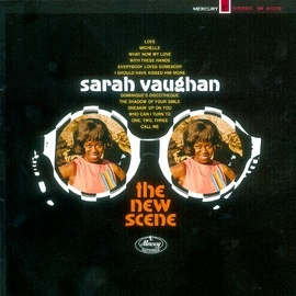 Sarah Vaughan альбом The New Scene