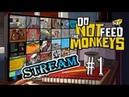 ЗОЛОТОЙ БИЛЕТ ФИНАЛ ГЛАВНАЯ КЛЕТКА ПРИМАТА Do Not Feed the Monkeys STREAM LIVE СТРИМ