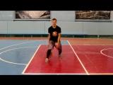 [Баскетбол]-Дриблинг,как научиться делать бешенную восьмёрку