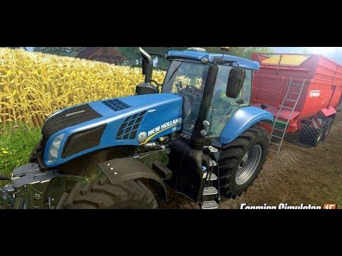 Тестовый стрим С 8 Гб оперативы и слабым инэтом) Farming Simulator 15