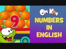 Учим английский с Ам Нямом Числа на английском Английский для детей