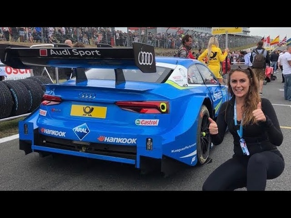 DTM at Brands Hatch with Audi Sport 2018