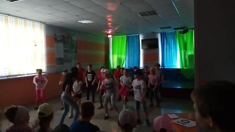 Радуга танец капитана