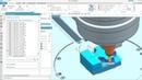 Добавление станка в библиотеку Siemens NX Adding a CNC machine to the Siemens NX library